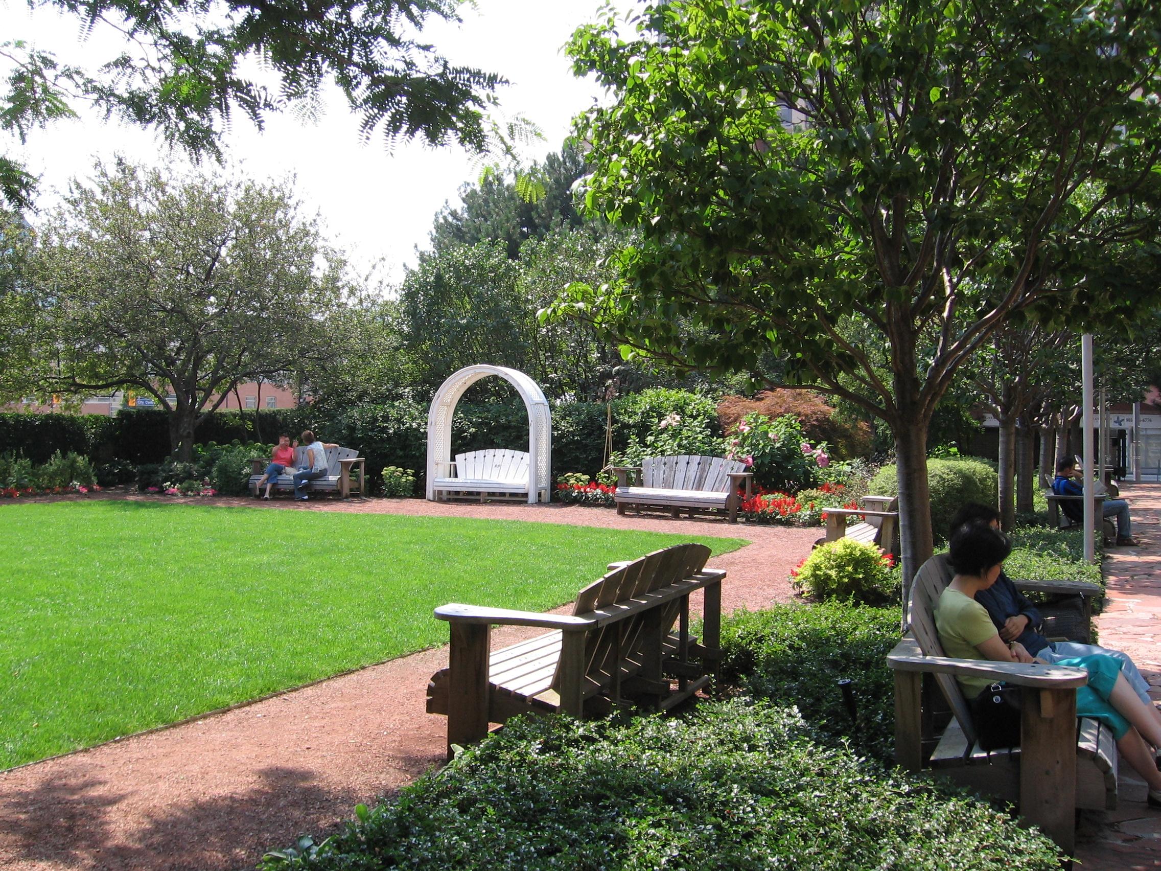 MFS Queen Elizabeth Jubilee Garden
