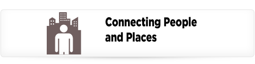 Connecting People and Places Header