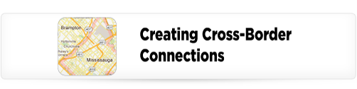 Creating Cross-Border Connections Header