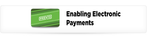 Enabling Electronic Payments Header