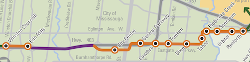 BRT Project Full Map