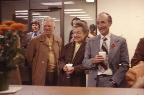 Sheridan Mall Branch Library, Official Opening, 1977