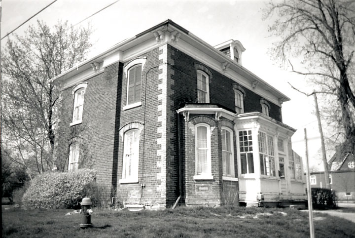 Streetsville Methodist Parsonage