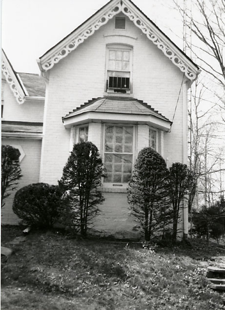 Crane-Hand House, Bay Window, Erindale