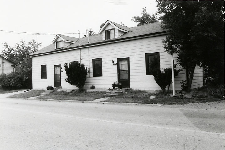 Millworkers' Houses, Streetsville