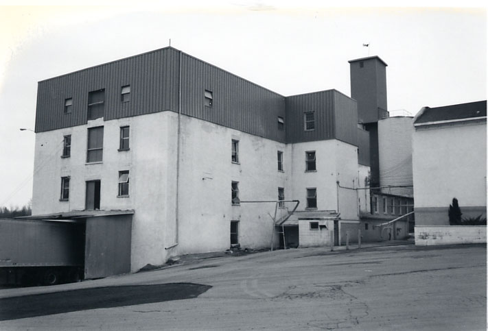 McCarthy Milling Company Ltd., Mill, Streetsville