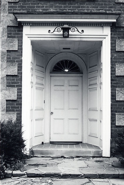 Hammond House, Front Entrance, Erindale