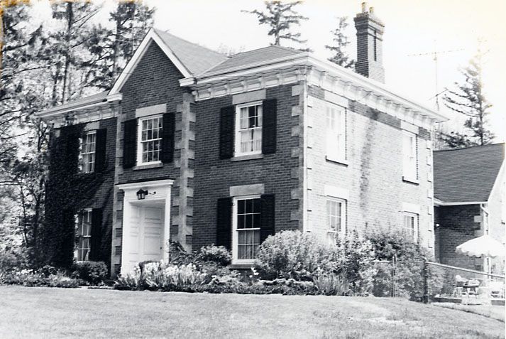 Hammond House, Erindale