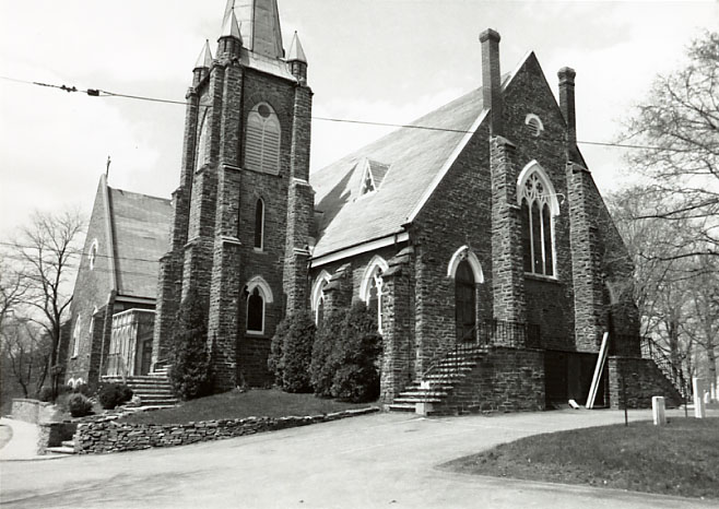 St. Peter's Anglican Church, Erindale