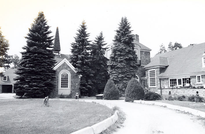 Evans Estate (Glenerin Hall), Erindale