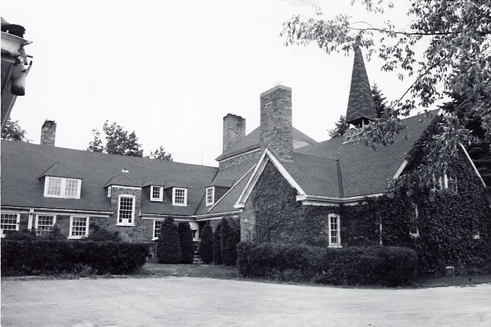 Evans Estate (Glenerin Hall), Chapel, Erindale