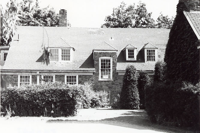 Evans Estate (Glenerin Hall), Chapel and Music Room, Erindale