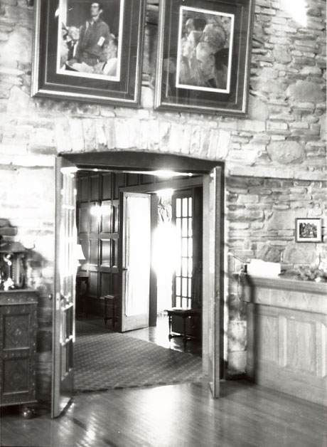 Evans Estate (Glenerin Hall), Interior, Erindale