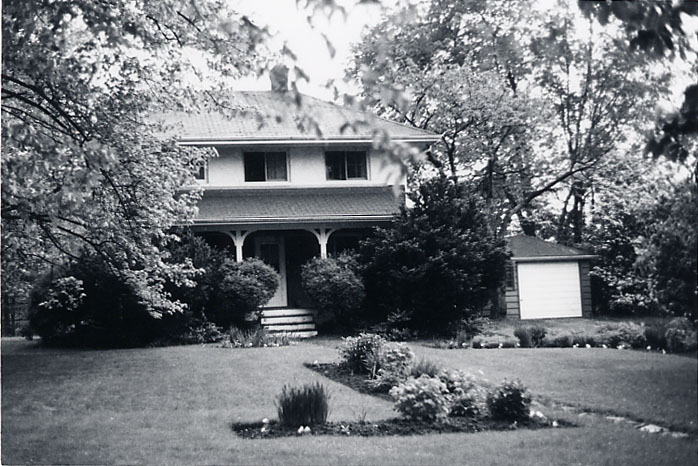 Adamson Estate, Second House, Lakeview