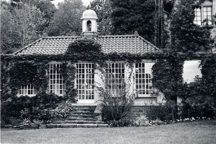 Adamson Estate, Library/Orangery, Lakeview