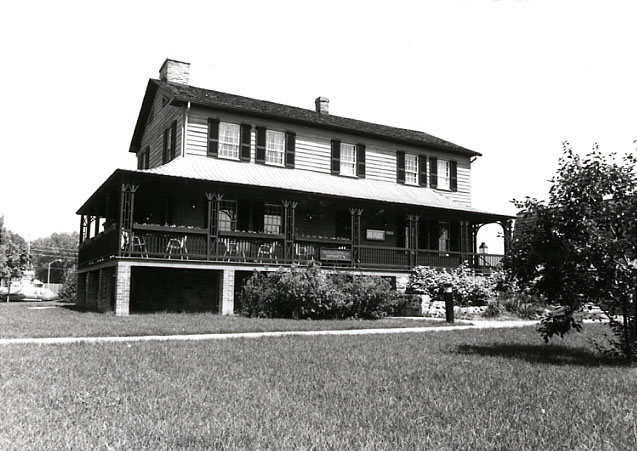 Cherry Hill House, Dixie