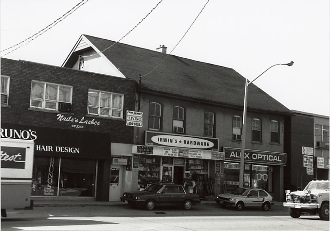 Dominion Hardware and Canadian Acceptance, Cooksville