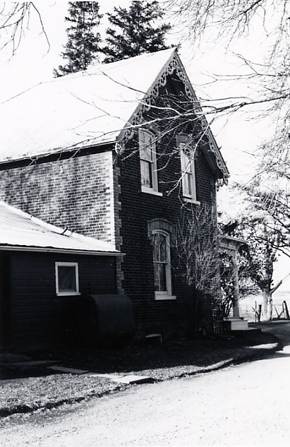 McCauley House, formerly the Shane House, Streetsville