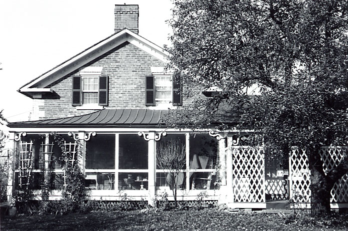 Owens-Baylay House, South Side, Streetsville