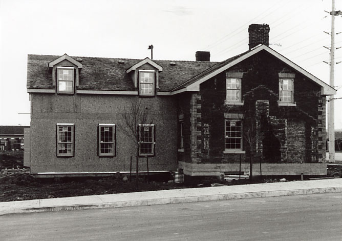 Owens-Baylay House, Streetsville