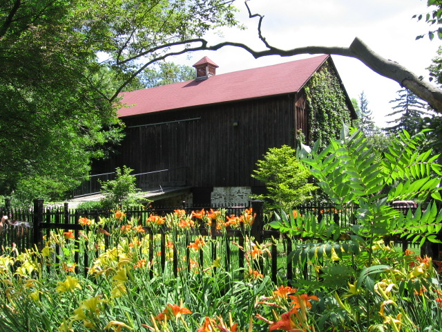Adamson Estate Barn