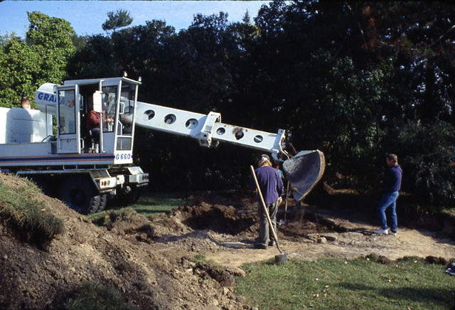 Adamson Estate, Archaeological Dig,  Lakeview