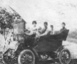 Sawdon Family Collection - Photo Postcard In 1903 Ford