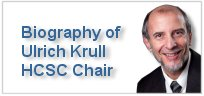 Ulrich Krull - HCSC Chair