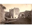 Photograph: Dunstaffnage Castle (Interior) Oban