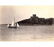 Photograph: Dunolly Castle from Kerrara, Oban