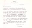 Transcript: J.F.B. Livesay to Mrs. Harris (Mary) March 7 1944