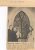 Newspaper Clipping: Memorial Window