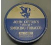 Tobacco Tin: John Cotton's