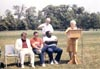 Photograph- Mississauga Track Club: Mayor McCallion speaking