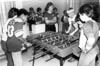 Photograph- Group of Boys playing Foosball