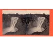Stereoscope Card: Falls of Montmorency