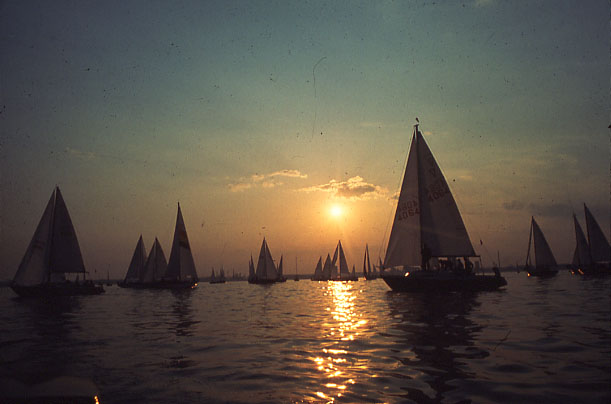 Susan Hood Trophy Race, Lake Ontario