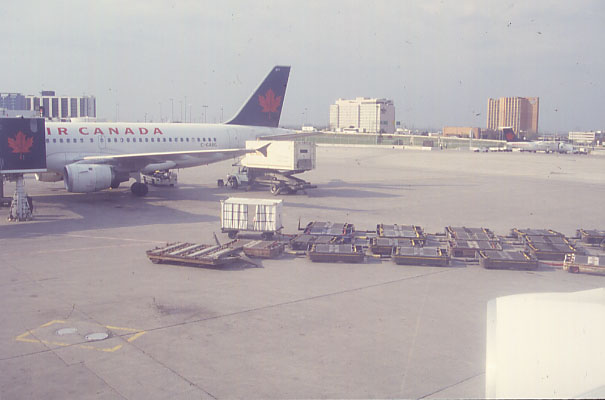 Toronto International Airport, Malton