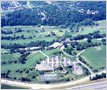 Mississaugua Golf  and Country Club, Aerial View