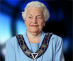 Mayor Hazel McCallion