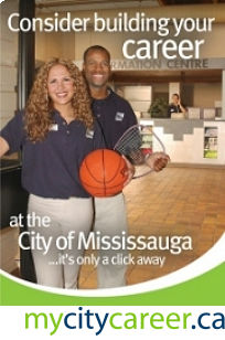 mycitycareer.ca - Consider building your career at the City of Mississauga... it's only a click away