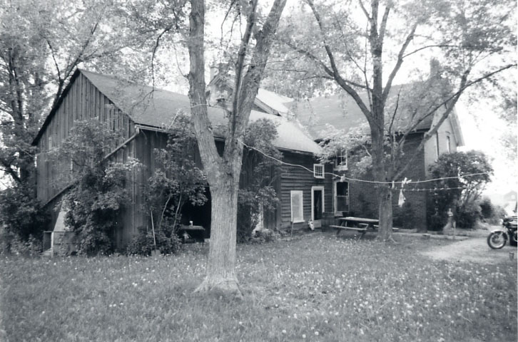 Miller-Chamberlain House, Addition, Meadowvale