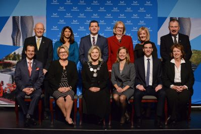 Mississauga Mayor and Council 2018-2022