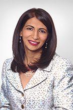 Portrait of Councillor Dipika Damerla