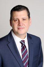 Portrait of Councillor Matt Mahoney