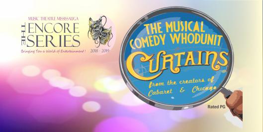 Curtains - Meadowvale Theatre