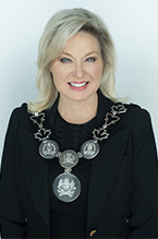 Portrait of Mayor Bonnie Crombie