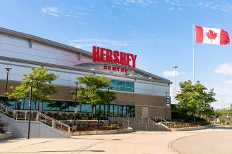 Hershey Centre Building