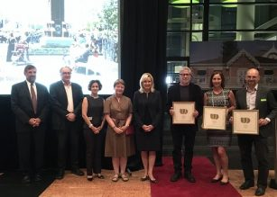 2016 Mississauga Urban Design Awards Winners - Streetsville Village Square