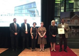 2016 Mississauga Urban Design Awards Winners - • Kenaidan